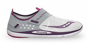 The Saucony Hattori, available at FootSmart.com